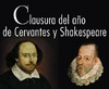 Clausura año Cervantes Shakespeare