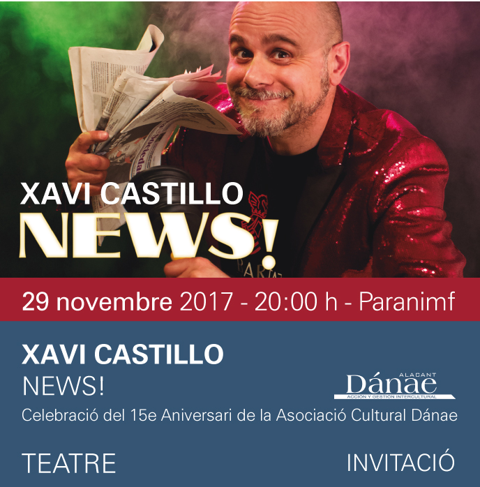 Xavi Castillo News