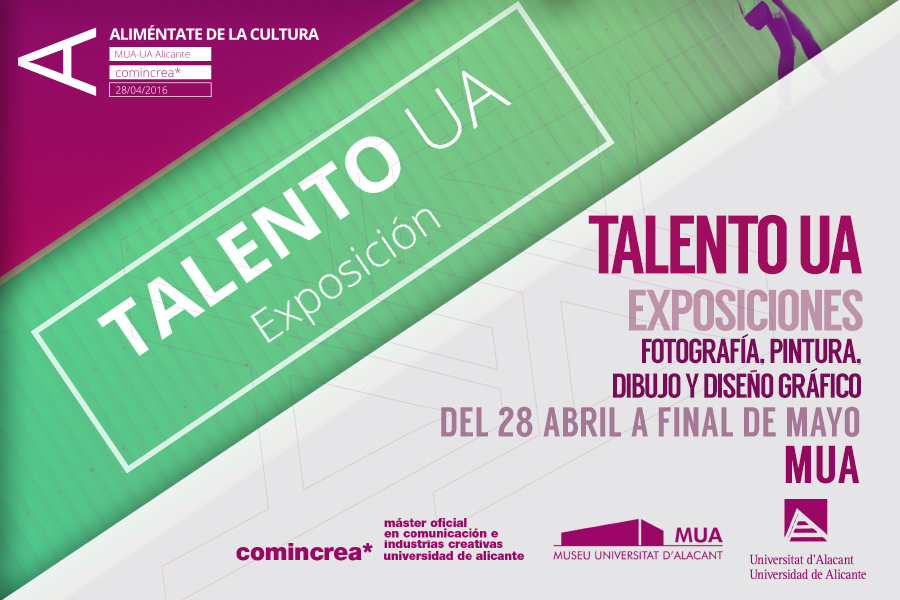 Alimenta't 2016 - Talent UA