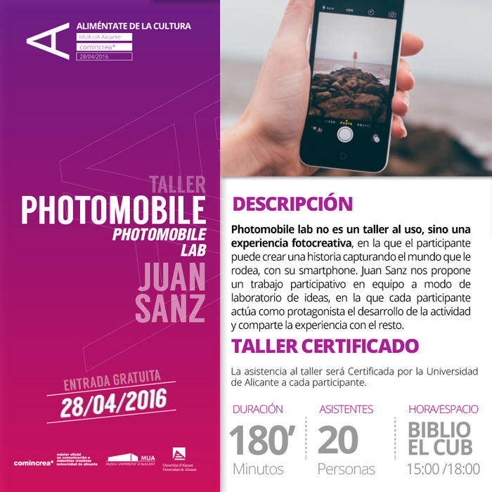 Taller Photomobile