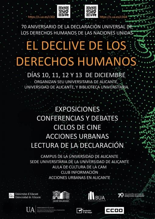 Cartell Cicle Drets Humans